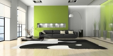 Wandfarbe grun bedeutung
