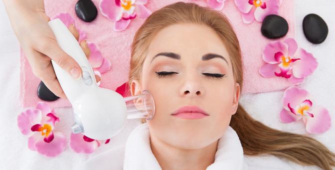 Чистки и маски для лица, косметический массаж всего от 5 руб.