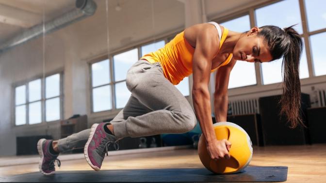 Питание и программа тренировок для набора мышечной массы