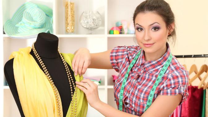 Как заработать на шитье одежды дома