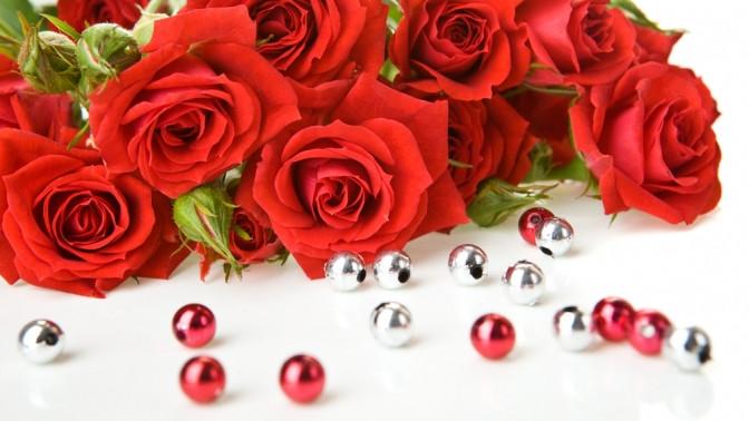 Шикарнейший букет роз открытка