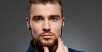 <b>Скидка до 50%.</b> Модная мужская стрижка смоделированием бороды или «королевская» стрижка вбарбершопе «Багдад»