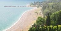 <b>Скидка до 35%.</b> Тур вАбхазию сзаездом виюле, августе или сентябре, авиаперелетом, проживанием вотеле, питанием либо без