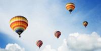 Полет на воздушном шаре с угощением, выдачей сертификата воздухоплавателя в клубе «Аэровальс». <b>Скидка60%</b>