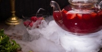 <b>Скидка до 52%.</b> Чаепитие спаровым коктейлем исладостями влаундж-кафе «Налуне»