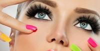 <b>Скидка до 70%.</b> Поресничное наращивание, ламинирование иботокс ресниц, художественное оформление бровей иокрашивание краской или хной встудии красоты Beauty for You