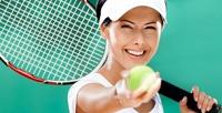 <b>Скидка до 63%.</b> Занятия большим теннисом всети теннисных клубов Maximatennis