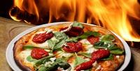Блюда меню пиццы ипасты витальянском кафе «Тирамису» соскидкой50%