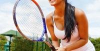 <b>Скидка до 54%.</b> До3часов игры вбольшой теннис сарендой мячиков накортах теннисного клуба «Лев»