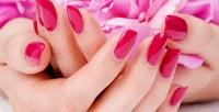 <b>Скидка до 67%.</b> Классический или аппаратный маникюр ипедикюр слечебным покрытием или покрытием гель-лаком встудии красоты Bonnita