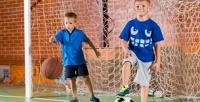 Занятия пофутболу для детей вфутбольной академии «МегаполиС» (1900руб. вместо 3800руб.)