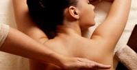 <b>Скидка до 61%.</b> До7сеансов массажа шейно-воротниковой зоны, классического, расслабляющего, антицеллюлитного массажа собертыванием или без вкабинете эстетического ухода Натальи Нечаевой