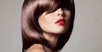 <b>Скидка до 50%.</b> Стрижка, окрашивание волос всалоне «Наталья»