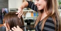 <b>Скидка до 60%.</b> Мужская, женская стрижка, окрашивание, восстановление волос всалоне «Ангелы красоты»