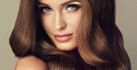 <b>Скидка до 65%.</b> Стрижка, окрашивание, биозавивка итермокератин для волос впарикмахерской «Лина»