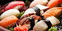 Суши-сеты отслужбы доставки суши Instasushi соскидкой50%