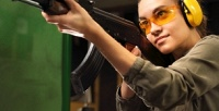 <b>Скидка до 83%.</b> 280 выстрелов изавтомата, винтовки, пистолета, дробовика ипулемета втире Super-strelok