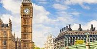 <b>Скидка до 30%.</b> Тур вВеликобританию сотдыхом вЛондоне, экскурсиями или без ивылетами сиюля пооктябрь соскидкой30%