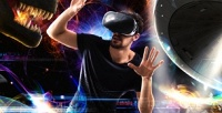 <b>Скидка до 50%.</b> 15минут игры вшлеме виртуальной реальности или 30минут игры наигровой приставке вбудний, выходной или праздничный день вклубе виртуальной реальности VR-Club