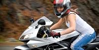 Обучения вождению мотоцикла икурс теории ПДД вмотошколе Moscow Harley-Davidson School (13750руб. вместо 25000руб.)