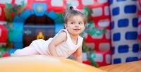 <b>Скидка до 55%.</b> Посещение детской игровой комнаты «Алешка» всемейном клубе «Пума»