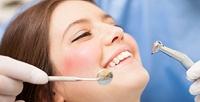 <b>Скидка до 72%.</b> Лечение кариеса сустановкой пломбы на1или 2зуба либо УЗ-чистка зубов встоматологии «Жемчужина»