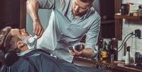 <b>Скидка до 51%.</b> Мужская стрижка иоформление бороды вместе или поотдельности, детская стрижка либо комплекс «Отец исын» впарикмахерской The Royal Barbershop