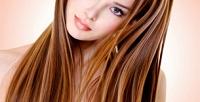 Стрижка, восстановление структуры волос идругие услуги всалоне красоты Excellence. <b>Скидкадо75%</b>