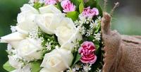 <b>Скидка до 79%.</b> Посещение флористического мастер-класса или курса флористики откомпании Sweets &Flowers Bar