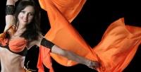 <b>Скидка до 84%.</b> 4, 8или 12занятий восточными танцами встудии восточного танца «Махаон»