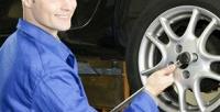 Шиномонтаж ибалансировка колес радиусом доR18 вшиномонтаже «Доброшина». <b>Скидкадо60%</b>
