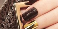 <b>Скидка до 82%.</b> Маникюр, педикюр спокрытием или наращивание ногтей всалоне красоты «Шафран»