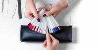 Маникюр спокрытием гель-лаком всалоне красоты Color Bar (494руб. вместо 1300руб.)