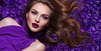 <b>Скидка до 75%.</b> Женская или мужская стрижка, укладка, ботокс, биоламинирование, экранирование, горячее обертывание, полировка, кератиновое выпрямление, ламинирование, бионизация, окрашивание, тонирование, мелирование, восстановление волос, создание прикорневого объема всалоне красоты Berry