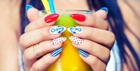 <b>Скидка до 52%.</b> Аппаратный, комбинированный или классический маникюр ипедикюр, выравнивание ногтевой пластины, покрытие ногтей гель-лаком вкабинете ногтевого сервиса «Кармен»