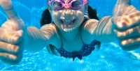 <b>Скидка до 53%.</b> До12индивидуальных занятий стренером вдетском бассейне «Маленький пловец»