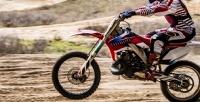 <b>Скидка до 77%.</b> 30, 60или 120 минут катания накроссовом мотоцикле или питбайке отклуба Kvadro-Extrim