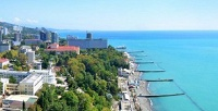 <b>Скидка до 50%.</b> Отдых вСочи наберегу Черного моря для семьи или компании до4человек вгостевом доме «Гармония»
