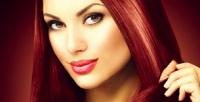 <b>Скидка до 76%.</b> Контурная стрижка, бразильское кератиновое восстановление, выпрямление, ботокс, запаивание утюжком, укладка или процедура для создания объема волос вкабинете Perfect Hair