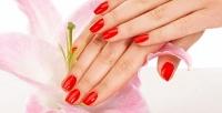 <b>Скидка до 51%.</b> Маникюр ипедикюр спокрытием ногтей гель-лаком, наращивание ногтей отnails-студии «Анастейша»