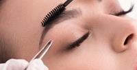 <b>Скидка до 50%.</b> Оформление иокрашивание бровей иресниц, вечерний макияж иприческа или укладка волос, ботокс либо ламинирование ресниц встудии красоты Aprelskaya Beauty