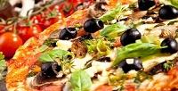 Фирменные блюда отслужбы доставки пиццы Lamajo House соскидкой50%