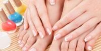 <b>Скидка до 70%.</b> Маникюр, педикюр или гелевое наращивание ногтей всалоне-парикмахерской «Василиса»