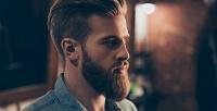 <b>Скидка до 50%.</b> Мужская стрижка, стрижка бороды иокрашивание волос всалоне красоты Friend's