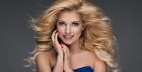 <b>Скидка до 76%.</b> Мужская или женская стрижка, полировка, укладка, окрашивание, процедуры для восстановления волос встудии красоты «Челентано»