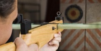<b>Скидка до 50%.</b> Метание холодного оружия, стрельба изарбалета встрелковом клубе B.U.L.A.T.