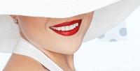 Ультразвуковая гигиеническая чистка зубов сполировкой ипокрытием встоматологической клинике «Премьер Стоматология» (1500руб. вместо 5000руб.)