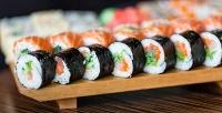 <b>Скидка до 53%.</b> Роллы или сет навыбор отсуши-бара Sushi Bar Chef