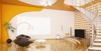 Натяжные потолки различных цветов итекстур вкомпании «Формат-ПРО». <b>Скидкадо56%</b>