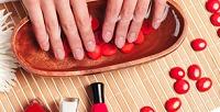 <b>Скидка до 63%.</b> Женский или мужской маникюр ипедикюр, наращивание ногтей встудии Lashes House